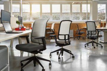 офисные кресла для компании